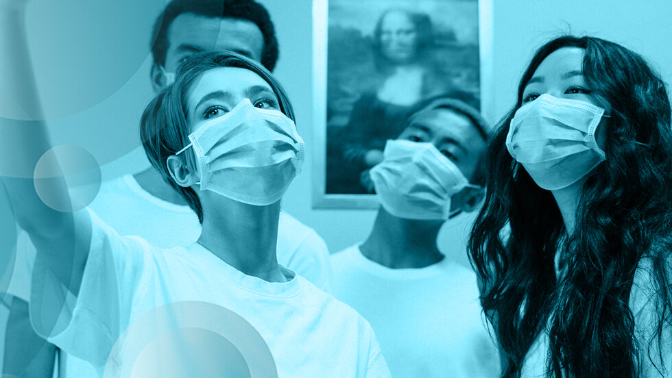 Maintaining healthy boundaries during a global pandemic.